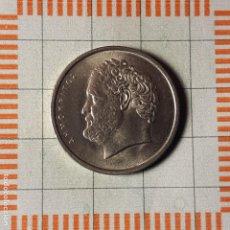 Monnaies anciennes de France: 10 DRACMAS, GRECIA. REPÚBLICA, 1976. (KM#119). Lote 235152235