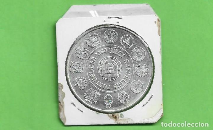 Monedas antiguas de Europa: PLATA-PORTUGAL. 1000 ESCUDOS 1997. DANZA PAULITEIROS. 28 GRAMOS DE LEY 0,500 - Foto 2 - 235656225
