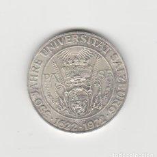 Monedas antiguas de Europa: AUSTRIA- 50 SCHILLING-1972-SC. Lote 236071140