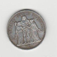 Monedas antiguas de Europa: FRANCIA- 10 FRANCOS-1965-PLATA. Lote 236071195