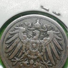 Monedas antiguas de Europa: MONEDA ALEMANA DE 1905. 2 PEENNIG REICH. PRECIOSA MONEDA. ADMITO OFERTAS. SE ADJUNTAN PEDIDOS. Lote 236220725