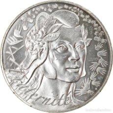 Monedas antiguas de Europa: FRANCIA, 20 EURO, MARIANNE, 2019, PARIS, SC, PLATA. Lote 236369150