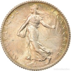 Monedas antiguas de Europa: MONEDA, FRANCIA, SEMEUSE, FRANC, 1914, PARIS, MBC, PLATA, KM:844.1, GADOURY:467. Lote 236370205