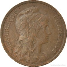 Monedas antiguas de Europa: MONEDA, FRANCIA, DUPUIS, CENTIME, 1904, PARIS, MBC, BRONCE, KM:840, GADOURY:90. Lote 236371475