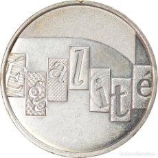 Monedas antiguas de Europa: FRANCIA, 5 EURO, EGALITÉ, 2013, SC, PLATA, GADOURY:EU646. Lote 236371780