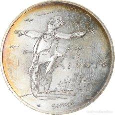 Monedas antiguas de Europa: FRANCIA, 10 EURO, LIBERTÉ PRINTEMPS SEMPÉ, 2014, PARIS, FDC, PLATA. Lote 236373740