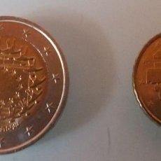 Monedas antiguas de Europa: EUROS. Lote 236443975