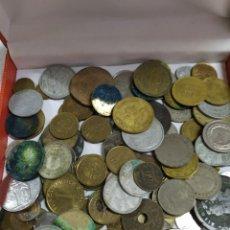 Monedas antiguas de Europa: ANTIGUO LOTE DE MONEDAS ANTIGUAS DIFERENTES PAÍSES. Lote 236553990