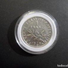 Monedas antiguas de Europa: 1 FRANCO REPUBLICA FRANCESA. NIQUEL. FRANCIA . AÑO 1969. MBC. Lote 236950800