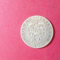 Monedas antiguas de Europa: 1 CHELIN DE GRAN BRETAÑA 1899. PLATA. Lote 236964525