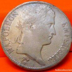 Monedas antiguas de Europa: FRANCIA, 5 FRANCOS, 1812 D. NAPOLEÓN. PLATA. (753). Lote 236976410