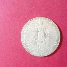 Monedas antiguas de Europa: FLORIN DE GRAN BRETAÑA 2910. PLATA. Lote 236976900