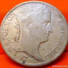 Monedas antiguas de Europa: FRANCIA, 5 FRANCOS, 1813 M. NAPOLEÓN. PLATA. (755). Lote 236980165