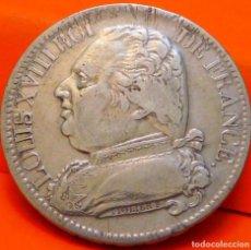 Monedas antiguas de Europa: FRANCIA, 5 FRANCOS, 1815 I. LUIS XVIII. PLATA. (756). Lote 236982375
