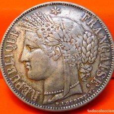 Monedas antiguas de Europa: FRANCIA, 5 FRANCOS, 1851 A. PLATA. (760). Lote 236988175