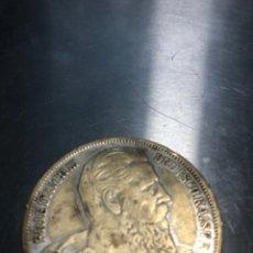 Monedas antiguas de Europa: RARA Y ESCASA MONEDA 5 MARKS FEDERICO III PRUSIA 1888. Lote 236989880