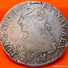 Monedas antiguas de Europa: FRANCIA, ECU, 1788 L. LUIS XVI. PLATA. (762). Lote 236994530