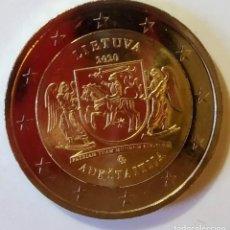 Monete antiche di Europa: MONEDA 2 EUROS CONMEMORATIVA LITUANIA 2020 - AUKŠTAITIJA. Lote 237002150