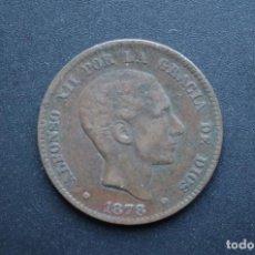 Monedas antiguas de Europa: ESPAÑA 10 CENTIMOS 1878. Lote 237132990