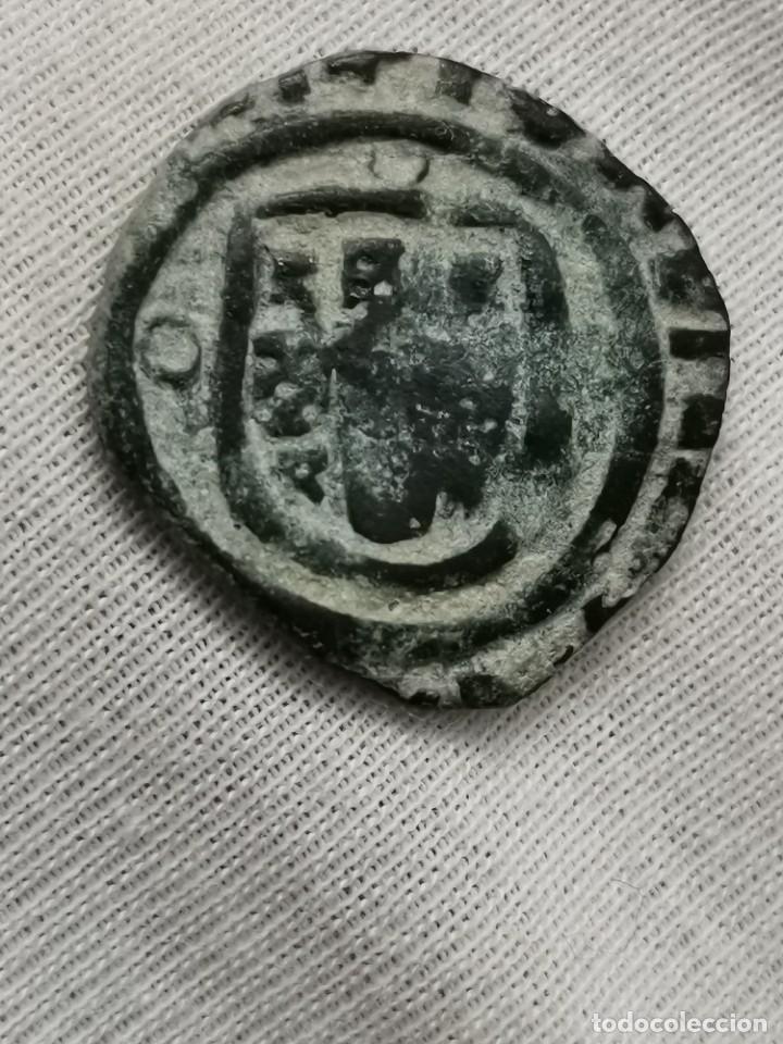 Monedas antiguas de Europa: CEITIL PORTUGUES D. MANUEL I (1495-1521) - Foto 4 - 237370930