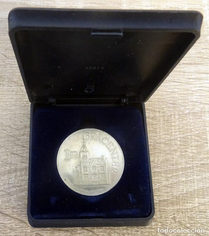 MONEDA BRACENTER 1BR 1267 - 1981 (Numismática - Extranjeras - Europa)