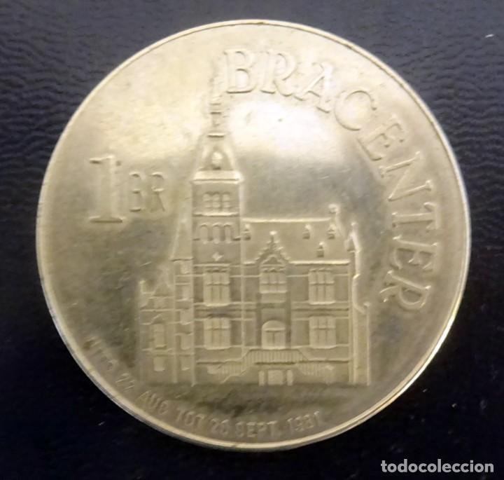 Monedas antiguas de Europa: MONEDA BRACENTER 1BR 1267 - 1981 - Foto 2 - 237648030