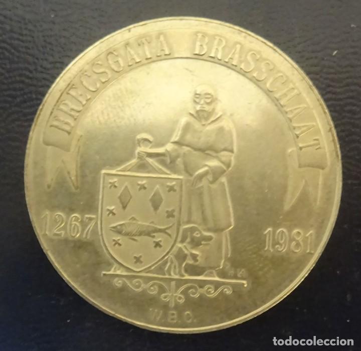 Monedas antiguas de Europa: MONEDA BRACENTER 1BR 1267 - 1981 - Foto 3 - 237648030