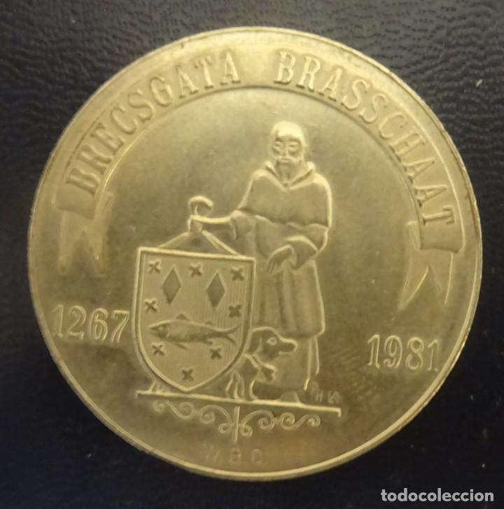 Monedas antiguas de Europa: MONEDA BRACENTER 1BR 1267 - 1981 - Foto 4 - 237648030