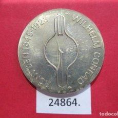Monedas antiguas de Europa: ALEMANIA COMUNISTA RDA ; DDR 5 MARCOS 1970 WILHELM CONRAD RÖNTGEN. Lote 238218820