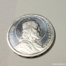 Monedas antiguas de Europa: 5 PENGO DE PLATA DE HUNGRIA DEL AÑO 1938.CASI PROOF. Lote 239401640