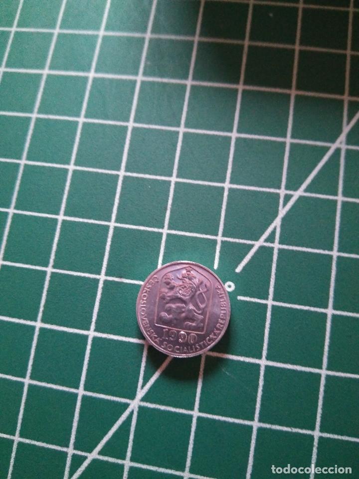 Monedas antiguas de Europa: LOTE 11 MONEDAS CHECOSLOVAQUIA, CHECOESLOVAQUIA. CESKOSLOVENSKA. CESKOSLOVENSKO. CESKO - Foto 4 - 73630819
