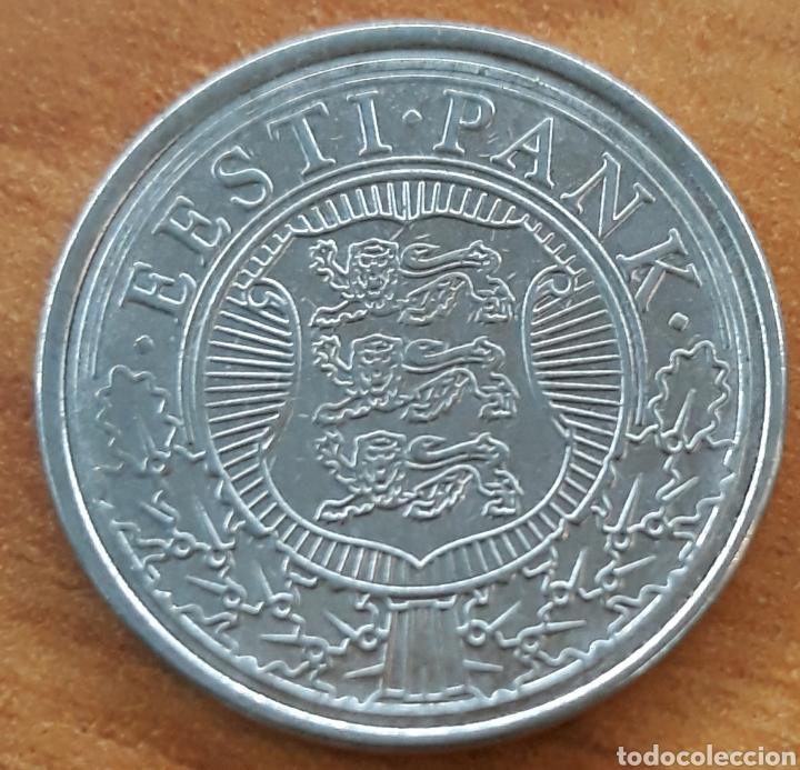 Monedas antiguas de Europa: Moneda Estonia Pank tere euro 2011 - Foto 2 - 242155480