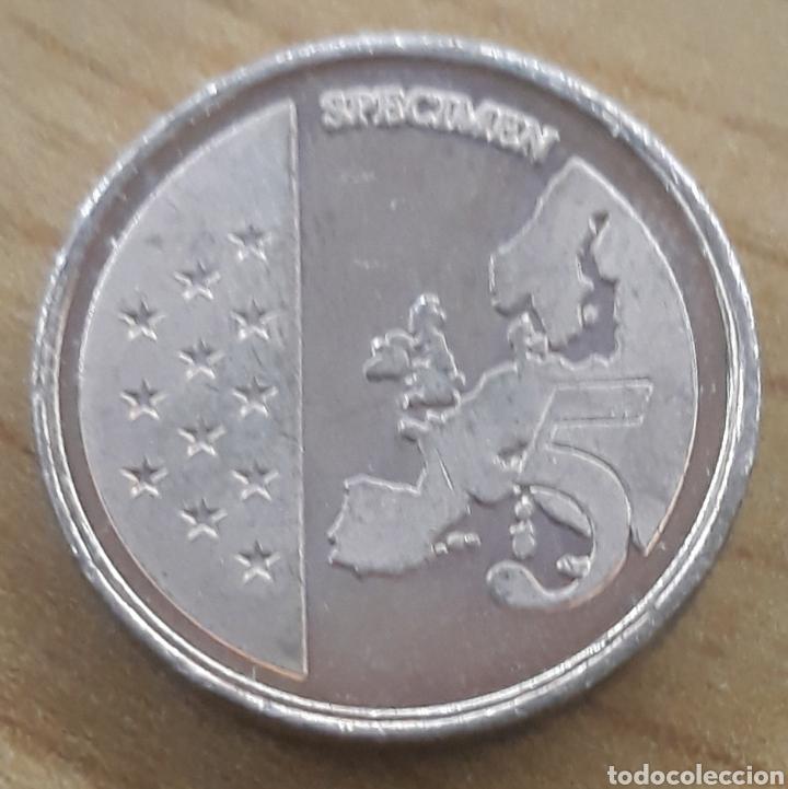 Monedas antiguas de Europa: Moneda Civitas Vaticana Specimen 5 céntimos - Foto 2 - 242260840