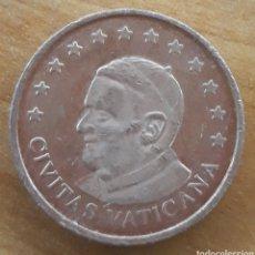 Monedas antiguas de Europa: MONEDA CIVITAS VATICANA SPECIMEN 5 CÉNTIMOS. Lote 242260840