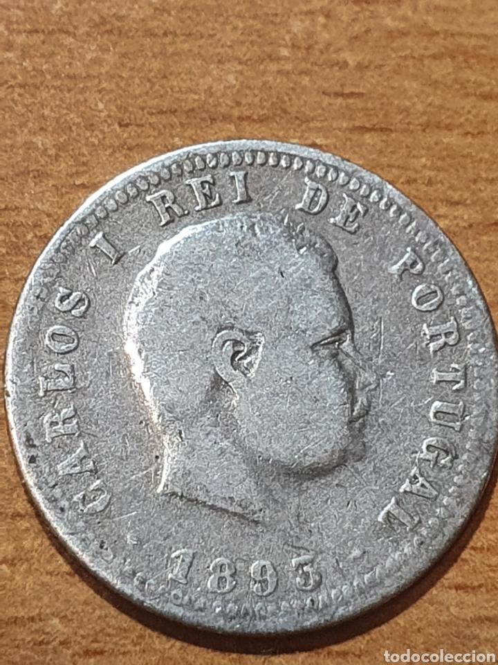 Monedas antiguas de Europa: Coleccion de 11 monedas portugal plata monarquía y República - Foto 8 - 238248010