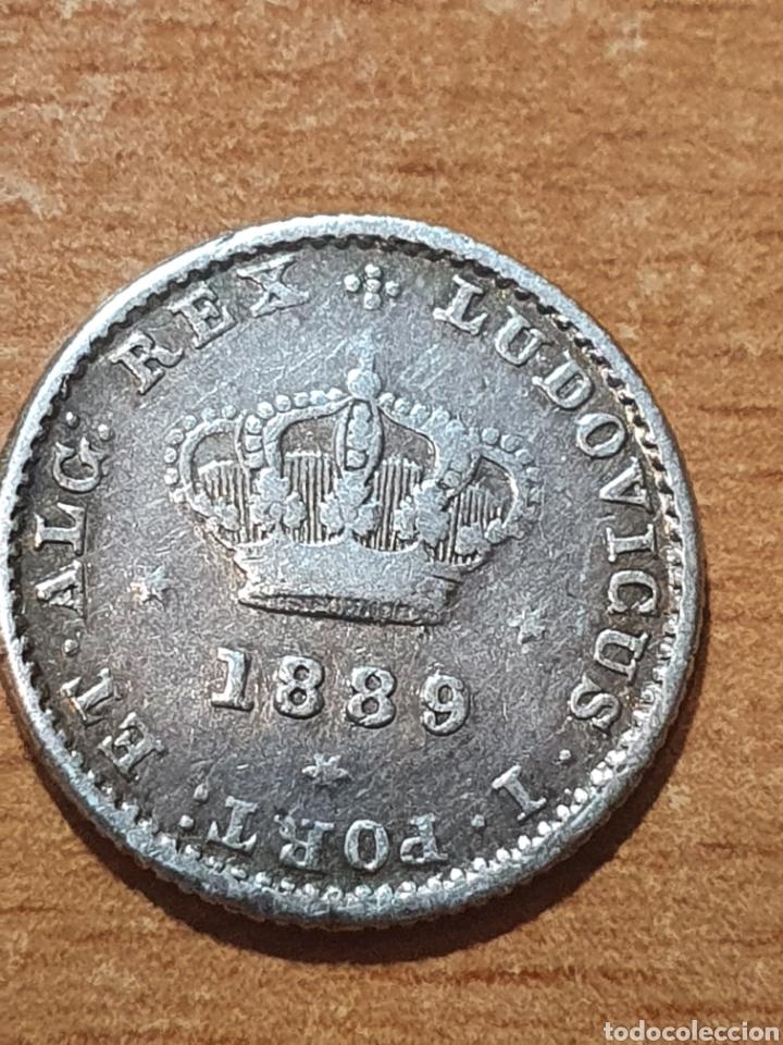 Monedas antiguas de Europa: Coleccion de 11 monedas portugal plata monarquía y República - Foto 9 - 238248010