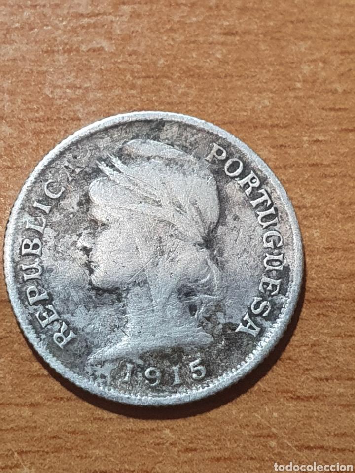 Monedas antiguas de Europa: Coleccion de 11 monedas portugal plata monarquía y República - Foto 11 - 238248010