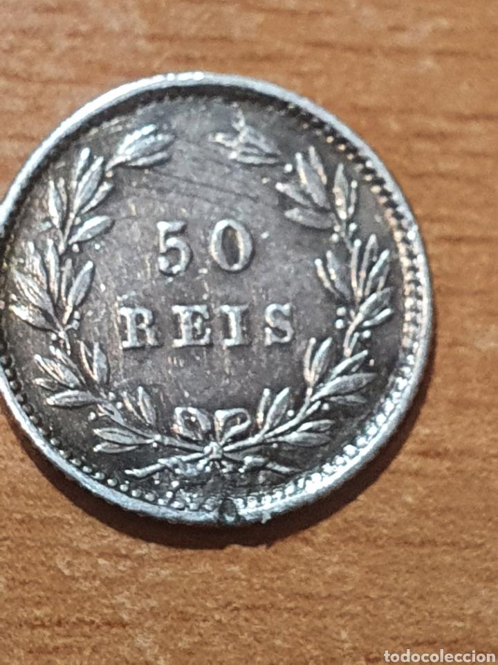 Monedas antiguas de Europa: Coleccion de 11 monedas portugal plata monarquía y República - Foto 13 - 238248010