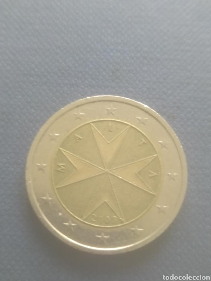 2 EUROS MALTA 2008 (Numismática - Extranjeras - Europa)