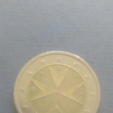 Monedas antiguas de Europa: 2 EUROS MALTA 2008. Lote 242308740