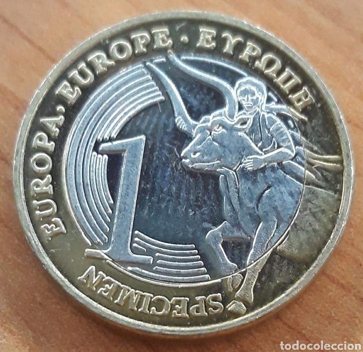 Monedas antiguas de Europa: Moneda Grecia spécimen europa Aquila - Foto 2 - 242387410