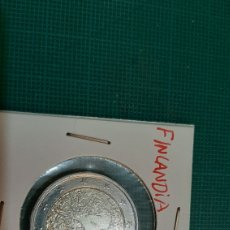 Monedas antiguas de Europa: FINLANDIA 2008 2 EUROS SIN CIRCULAR NUMISMÁTICA COLISEVM. Lote 243388845