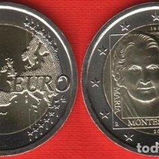Monedas antiguas de Europa: ITALIA 2 EUROS 2020 MARIA MONTESSORI SC. Lote 263207380