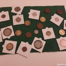 Monedas antiguas de Europa: LOTE DE MONEDAS MUNDIALES. Lote 244771930