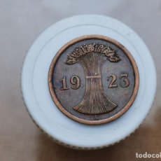 """Monedas antiguas de Europa: ALEMANIA2RENTENPFENNIG,1923 CECA """"A"""" – BERLIN. Lote 245135260"""