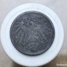 Monedas antiguas de Europa: ALEMANIA10PENIQUES,1918. Lote 245135345