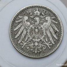 "Monedas antiguas de Europa: ALEMANIA5PENIQUES,1905 CECA ""J"" – HAMBURGO. Lote 245135440"