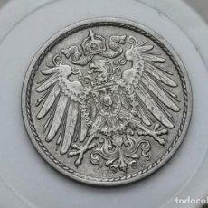 "Monedas antiguas de Europa: ALEMANIA5PENIQUES,1913 CECA ""F"" – STUTTGART. Lote 245135465"