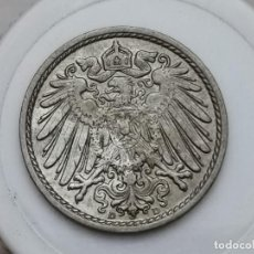 "Monedas antiguas de Europa: ALEMANIA5PENIQUES,1912 CECA ""D"" – MÚNICH. Lote 245135485"