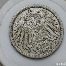 "Monedas antiguas de Europa: ALEMANIA5PENIQUES,1912 MARCA DE CECA ""A"" – BERLÍN. Lote 245135600"